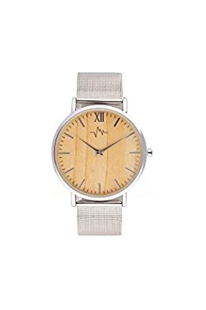 Andreas Osten Unisex-Adult Analogue Classic Quartz Watch with Leather Strap AO-193