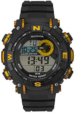 Sekonda Unisex Adult Digital Watch with Plastic Strap 1526E.05