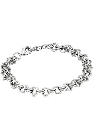 Esprit Glam Rebel Steel Bracelet