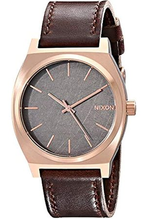 Nixon Men's Analogue Quartz Watch with Stainless Steel Strap A0452001