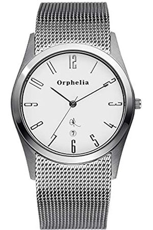 ORPHELIA Men's Quartz Watch with Analogue Dial and Stainless Steel Bracelet OR22770288