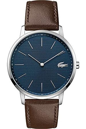 Lacoste Mens Analogue Classic Quartz Watch with Leather Strap 2011003
