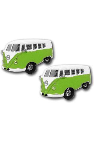 Motor Vehicle Cufflinks Campervan Cufflinks
