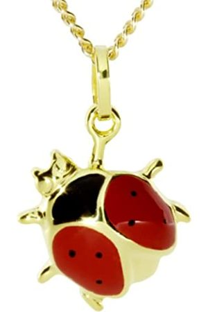 InCollections 7310100035401 Women's Pendant 333/000 Curb Chain Adjustable Ladybird 36 – 38 cm