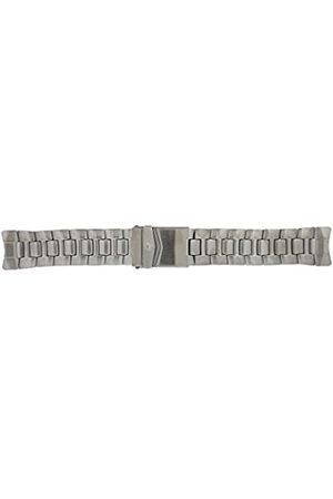 Momentum ZC-22SSL SS-MOM 20mm Stainless Steel Silver Watch Bracelet