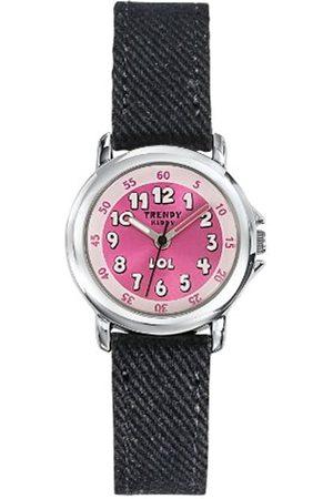 Trendy Kiddy Unisex Analogue Quartz Watch with Fabric Strap KL 307