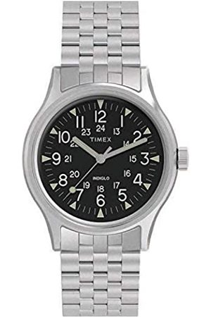 Timex Mens Analogue Classic Quartz Watch with Stainless Steel Strap TW2R68400