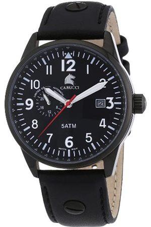 Carucci Analogue Automatic CA2180BK-BK Gents Watch