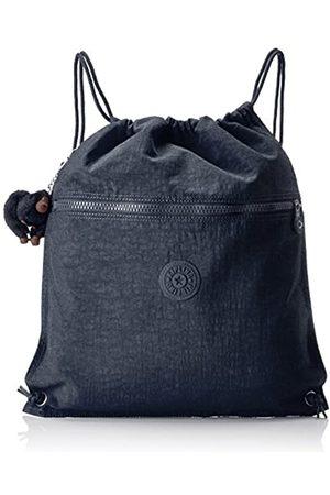 Kipling Supertaboo, Unisex Adults' Backpack, (True Navy)