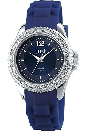 Just Watches Ladies 'Watch XS Analogue Quartz Rubber ~ 48 S3858 Dbl