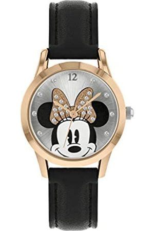 Disney Unisex Adult Analogue Classic Quartz Watch with PU Strap MN5182