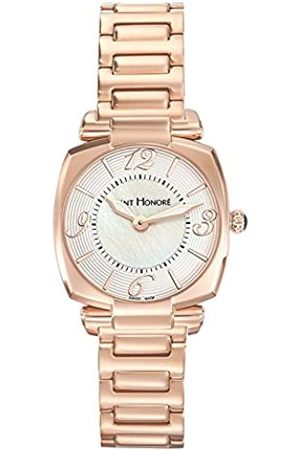 Saint Honore Women's Analogue Quartz Watch with Stainless Steel Strap 7211078AYBR
