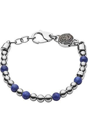 Diesel Men Stainless Steel Chain Bracelet - DX1196040