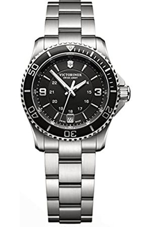 Victorinox Women's Quartz Watch with Maverick Analogue Quartz Stainless Steel 241701