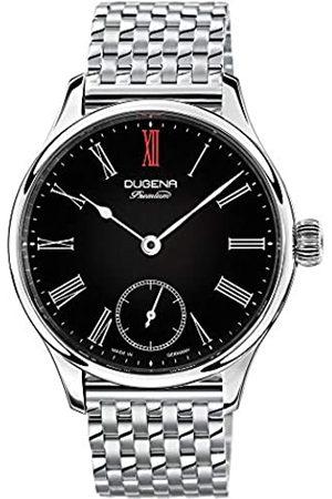 DUGENA Men's Watch Epsilon 3 Analogue Hand Winding Stainless Steel 7090057