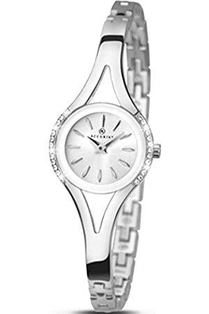 Accurist Women's Analog Quartz Watch with Stainless Steel Strap 8134