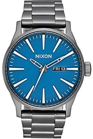 Nixon Mens Analogue Quartz Watch with Stainless Steel Strap A356-2854-00