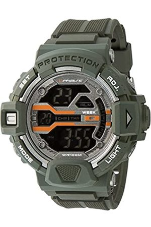 UphasE – UP706-141 – Men's Watch – Digital Quartz- Plastic Strap