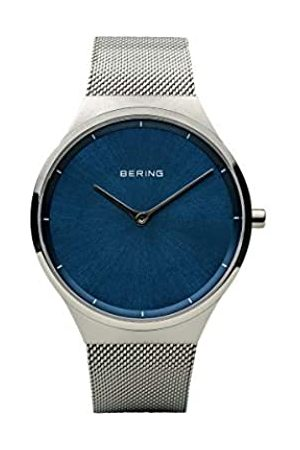 Bering Unisex Adult Analogue Quartz Watch with Stainless Steel Strap 12138-008