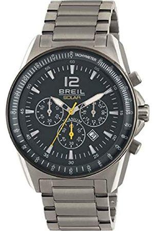Breil Watch Man Titanium dial e Bracelet in Titanium