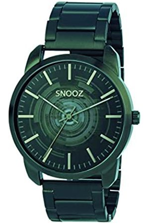 Snooz Men's Analogue Quartz Watch with Stainless Steel Strap Saa1043-62
