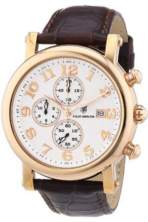 Politi Orologi Gents Watch Chronograph OR3844