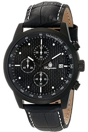 Burgmeister BM607-620E Maui, Gents watch, Analogue display, Quartz with Seiko Movement - Water resistant, Stylish leather strap