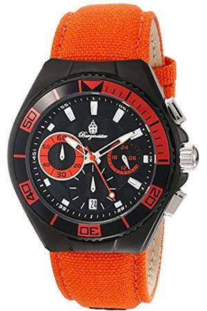 Burgmeister Men Watches - Men's BM609-629B Marseille Analog Chronograph Watch