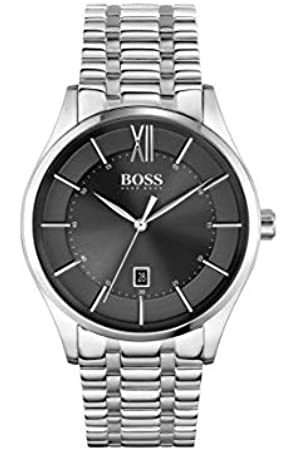 HUGO BOSS Men's Analogue Quartz Watch with Stainless Steel Strap 1513797