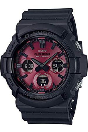 Casio Men's Japanese Quartz Watch with Resin Strap GAW-100AR-1AER