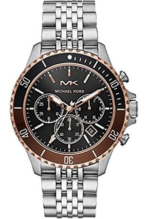 Michael Kors Quartz Watch with Stainless Steel Strap MK8725