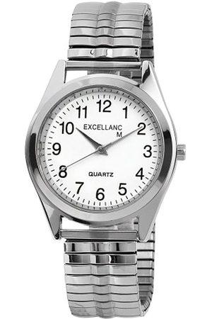 Excellanc Men's Watches 270022000007 Genuine Metal Strap