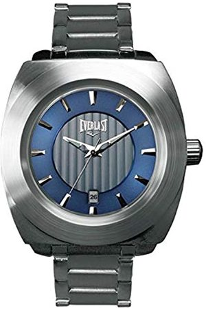 Everlast Unisex Adult Analogue Quartz Watch with Stainless Steel Strap EVER33-201-001