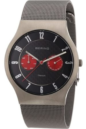 Bering Men's Analogue Quartz Watch with Stainless Steel Strap 11939-079