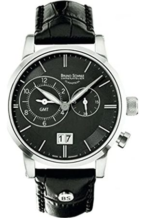 Soehnle Bruno Söhnle Men's Quartz Watch Analogue Display and Leather Strap 17-13043-741