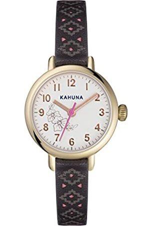 Kahuna Womens Analogue Classic Quartz Watch with PU Strap KLS-0386L