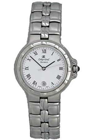 Oskar Emil Marrakech Ladies Stainless Steel Watch with White Dial