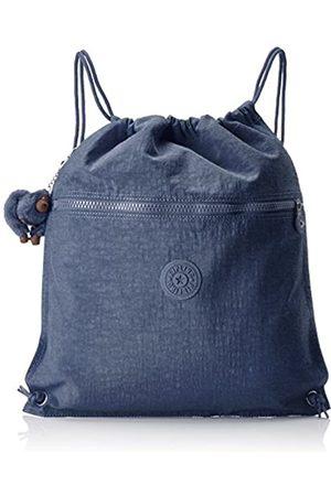 Kipling Supertaboo, Unisex Adults' Backpack, (True Jeans)