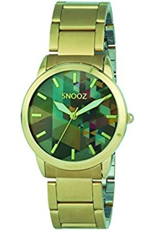 Snooz Women's Analogue Quartz Watch with Stainless Steel Strap Spa1036-80