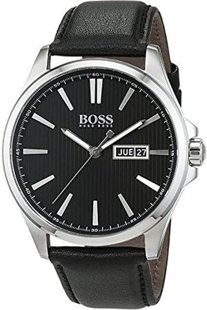 HUGO BOSS The James Mens Quartz Analogue Classic Leather Strap 1513464