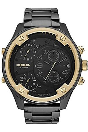 Diesel Mens Chronograph Quartz Watch with Stainless Steel Strap DZ7418