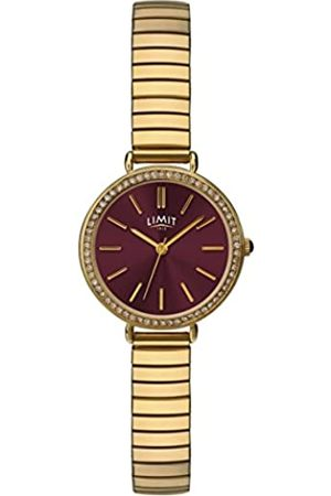 Limit Womens Analogue Classic Quartz Watch with Stainless Steel Strap 6245.01