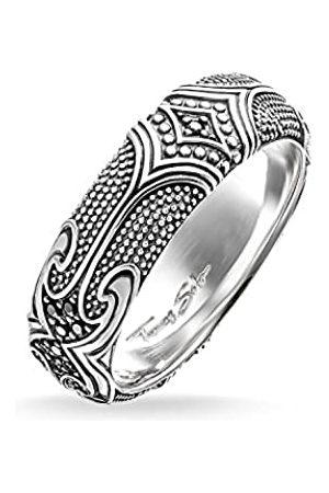 Thomas Sabo Unisex Silver Engagement Ring - TR2100-643-11-64