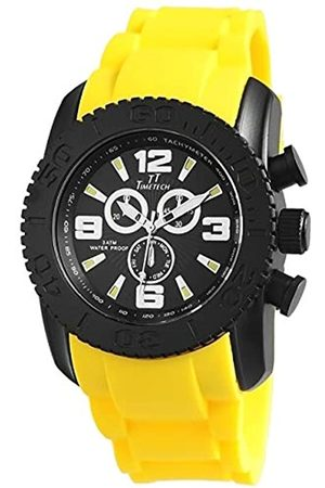 Shaghafi 012250054 Men's Watch XL Analogue Quartz Rubber 227471400006