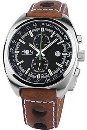 M.O.M. Manifattura Orologiaia Modenese 059 pm7610 – 0227 Men Wrist Watch