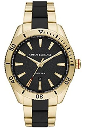 Armani Men's Quartz Watch with Stainless Steel Strap AX1825