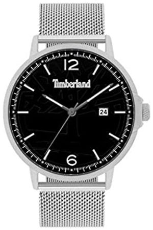 Timberland Quartz Watch with Stainless Steel Strap TBL.15954JYS/02MM
