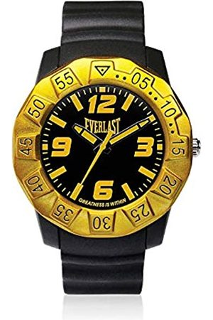Everlast Unisex Adult Analogue Quartz Watch with PU Strap EVER33-218-004
