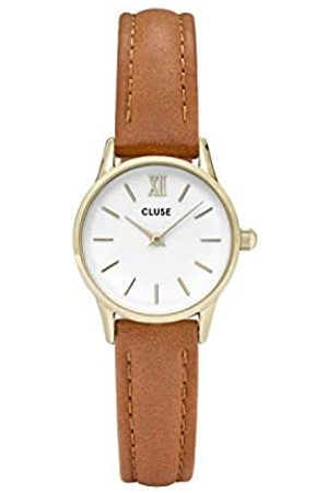 Cluse Women Watches - Womens Analogue Classic Quartz Watch with Leather Strap CL50022