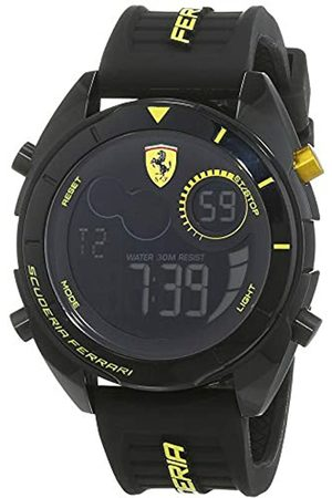 Scuderia Ferrari Mens Analogue-Digital Watch with Silicone Strap 0830552